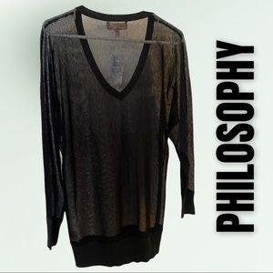 Philosophy Republic Clothing Sheer Top